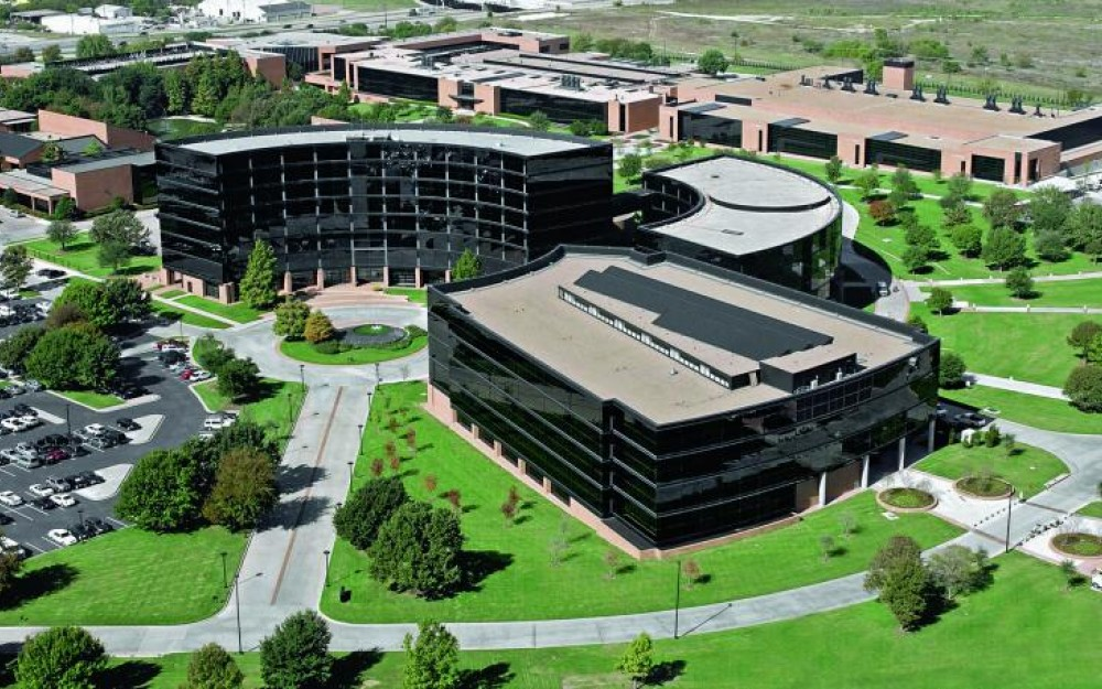 Alcon, Inc. campus in Fort Worth, Texas
