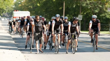15th years of the Novartis Ride